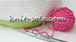 Как иглой закрыть резинку 1х1 - knit-solo.com
