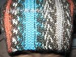Спортивная шапочка крючком - knit-solo.com