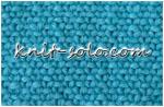 Тканый узор спицами - knit-solo.com