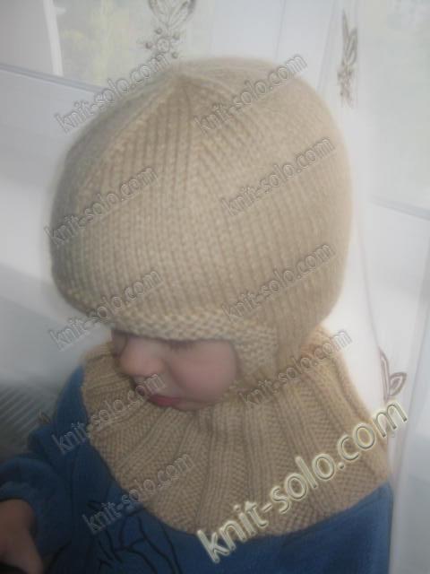 Вязать шапку на 5 лет
