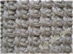 узор тунисским крючком - knit-solo.com