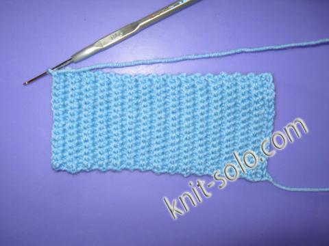Носки крючком пошаговое фото с описанием