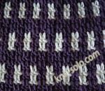 столбики-притяжки - knit-solo.com